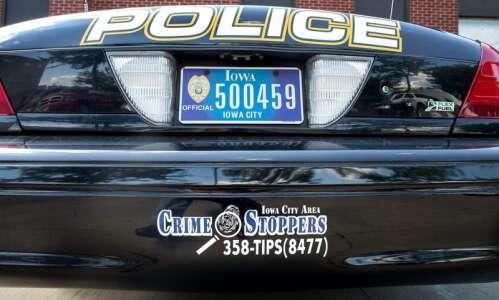 Gunfire reported in Iowa City on Halloween