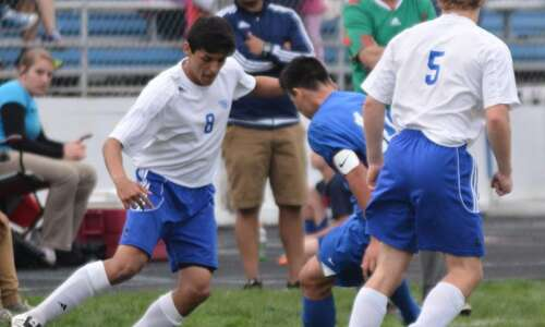 Challenges nothing new for West Liberty boys' soccer team