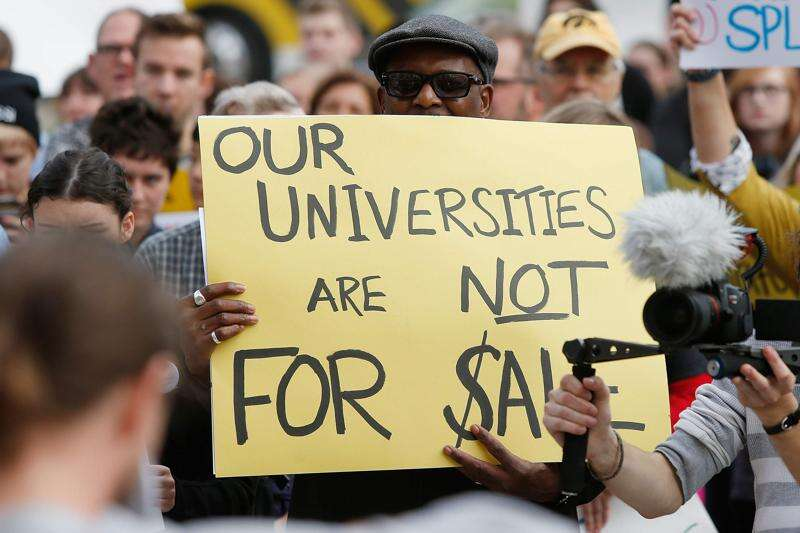 Iowa Board of Regents must commit to transparency