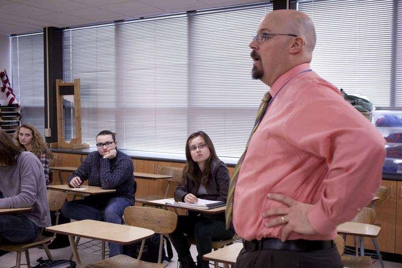Iowa Youth Straw Poll: Iowa students say it's Trump and Sanders