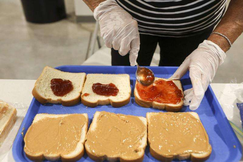 Marion lunch program serves more than double the usual meals during pandemic