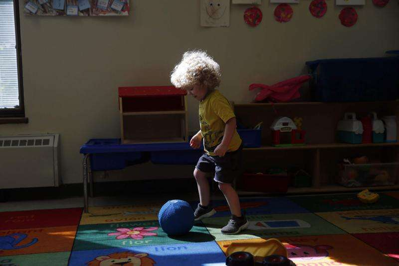 Child care is key to Iowa's pandemic recovery