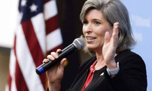 Capitol Ideas: Ernst quote on sexual assaults reverberates