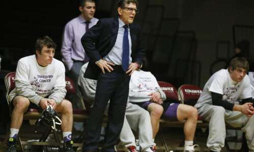 Cornell's Mike Duroe determined to take down cancer