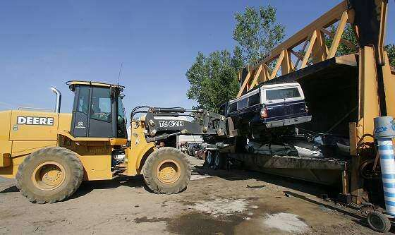 'Cash for clunkers' good, not great, for area auto recyclers