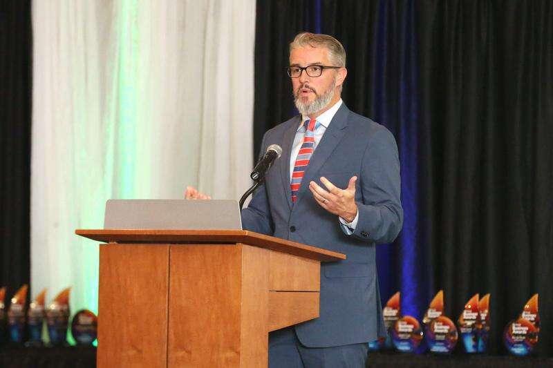 Iowa City Area Development Group opens new facility in Coralville