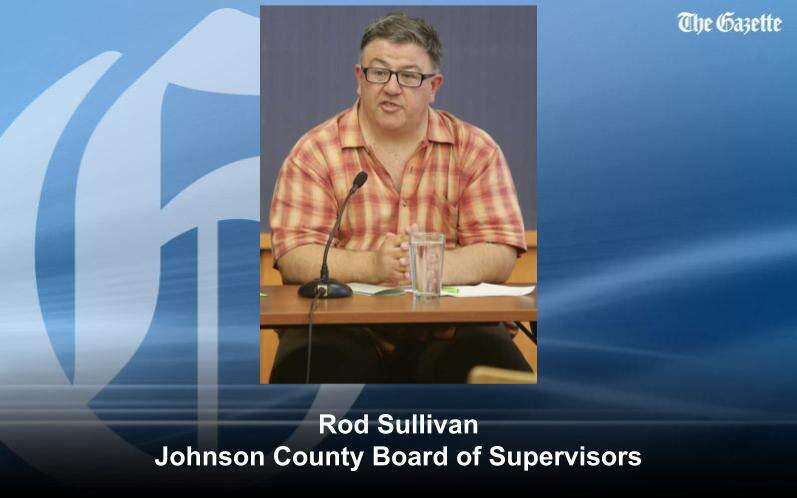 Johnson County Board of Supervisors chair compares flood, COVID-19 crises, urges kindness
