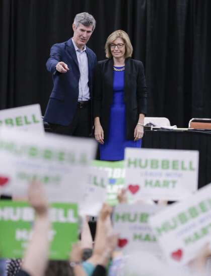 Hubbell, Hart come to agreement on once divergent health care views