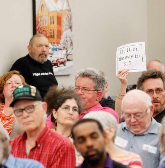 Supervisors: Bill attacks minimum wage, local control