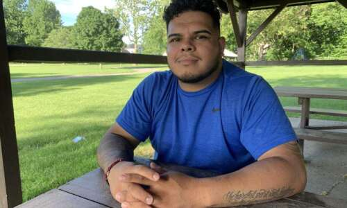 Iowan describes the toll coronavirus took on his family