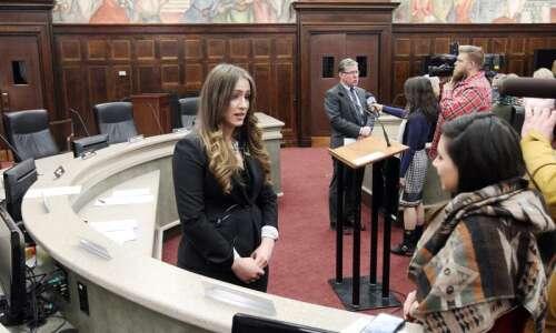 Younger, more diverse Cedar Rapids council takes office