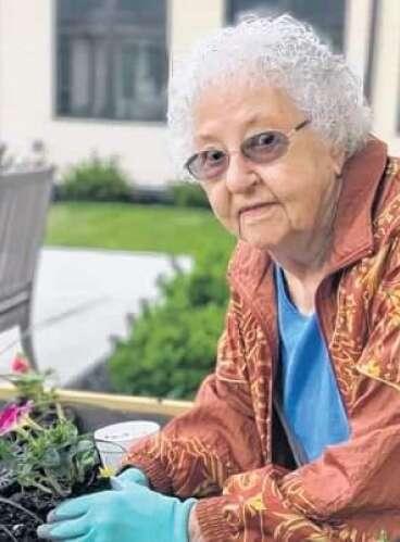 Happy 100th Birthday Hazel Barthelmes!