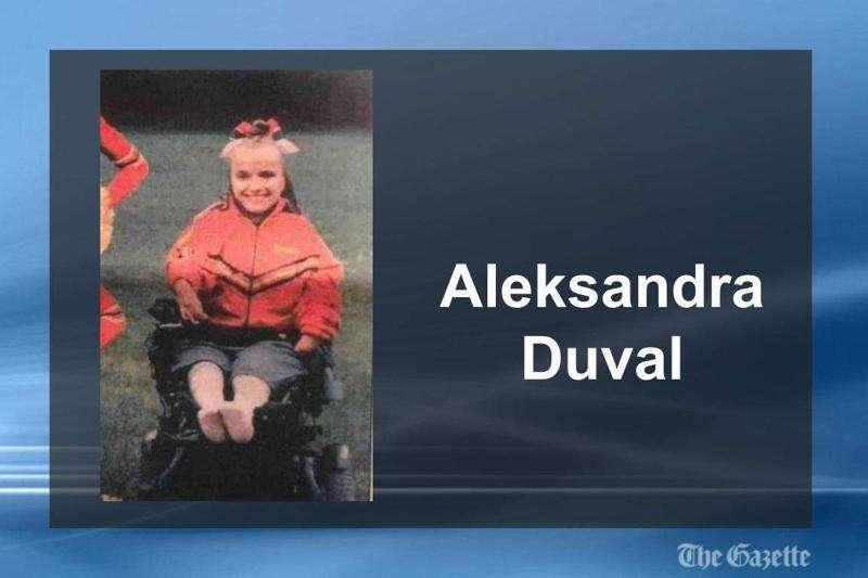 Operation Quickfind: Aleksandra Duval, 19 (Cancelled)