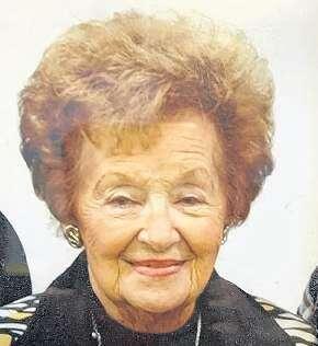 Happy 90th Betty (Kreger) Lambert