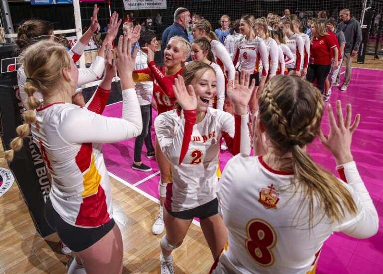 Photos: Carroll Kuemper vs. Unity Christian, Iowa Class 3A state quarterfinals