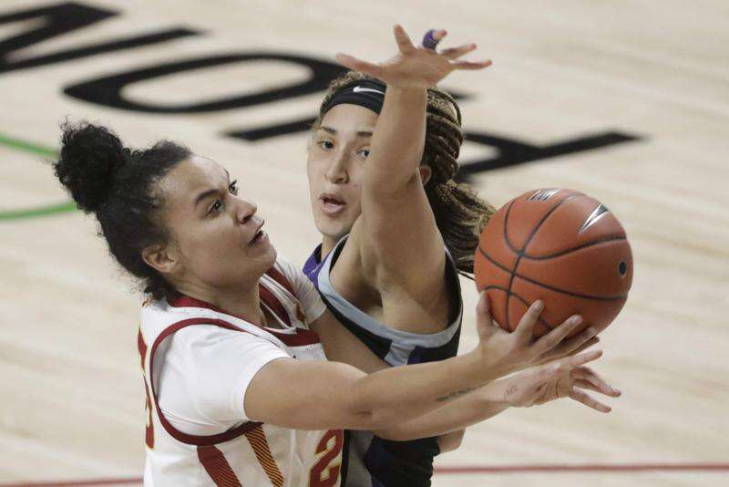 Iowa State women's basketball gets production up and down lineup to beat No. 18 West Virginia