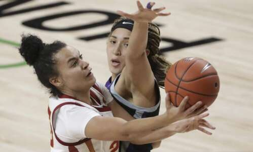 Iowa State women's basketball gets production up and down lineup…