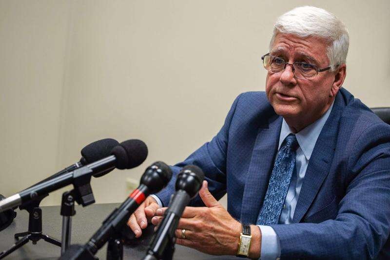 Former Iowa Department of Human Services Director Jerry Foxhoven files wrongful termination lawsuit