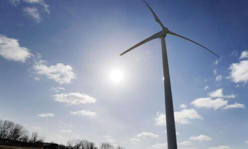 Iowa ranks first in renewable energy use, according to new…