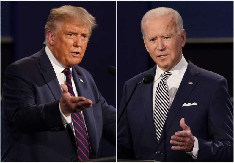 Donald Trump vows not to participate in virtual debate with Joe Biden