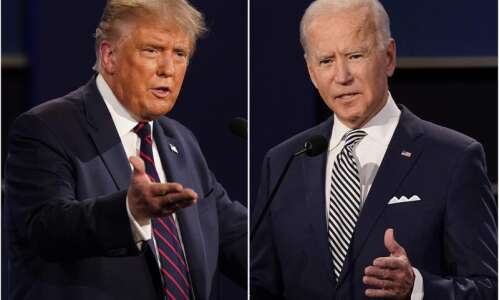 Donald Trump vows not to participate in virtual debate with…