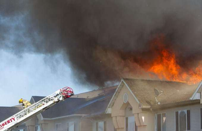 Hotter, faster blazes increase dangers for Eastern Iowa firefighters