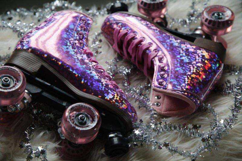 Women create roller-skating business Volition Skate Co. in Fairfield