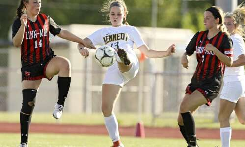 Iowa signee Delaney Holtey excited for final season with Cedar…