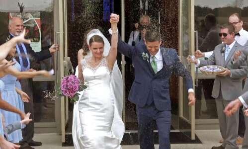 Wedding photographers capture all the heartfelt moments