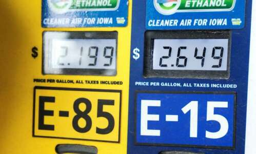 Iowa leads in ethanol production, but we're not even in…