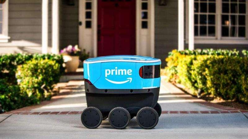 Iowa legislators eye laws regulating automated delivery vehicles on sidewalks