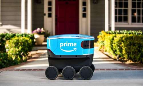 Iowa legislators eye laws regulating automated delivery vehicles on sidewalks