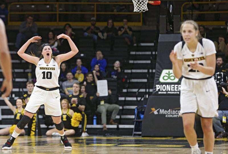 Kathleen Doyle, Megan Gustafson, Bridget Carleton stick with WNBA teams