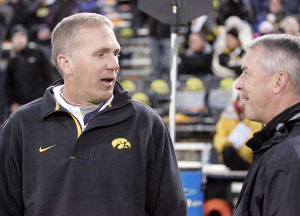 Chuck Long says 6 wins 'will be a great year' for Iowa