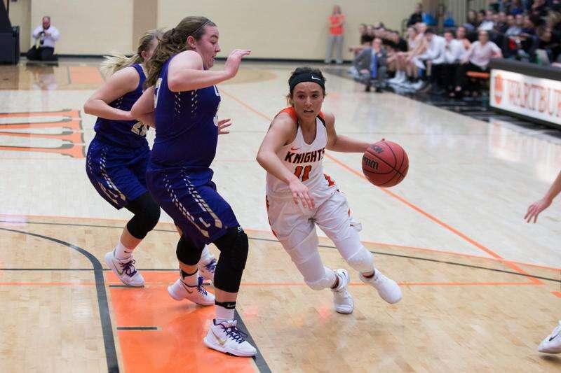 Former Linn-Mar preps making historic mark for undefeated Wartburg women's basketball