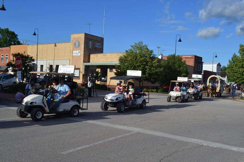 Images from the Greater Jefferson County Fair Parade