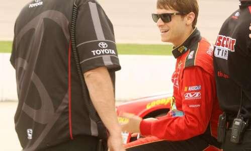Cedar Rapids' Landon Cassill secures NASCAR ride