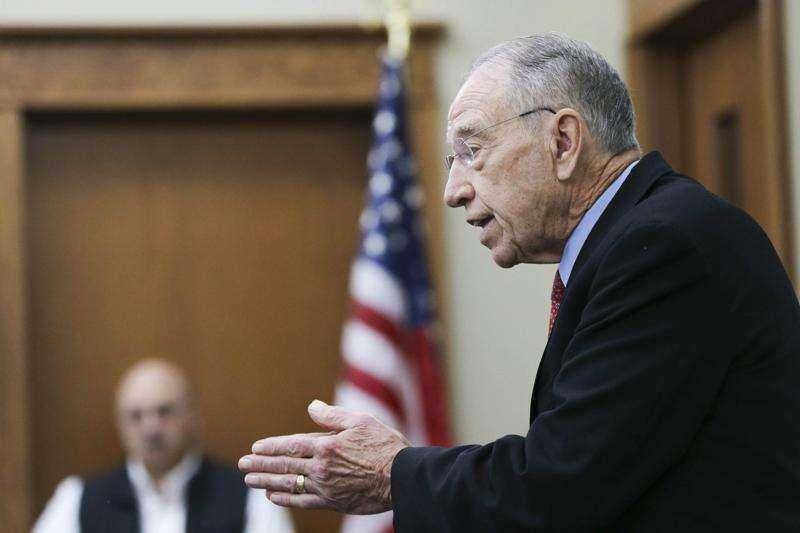 Iowa senators optimistic on North American trade deal