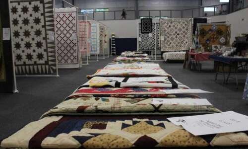 Quilt show returns to Kalona this weekend