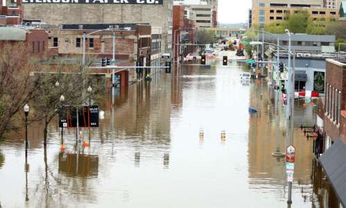 River watchers already wary of spring flooding