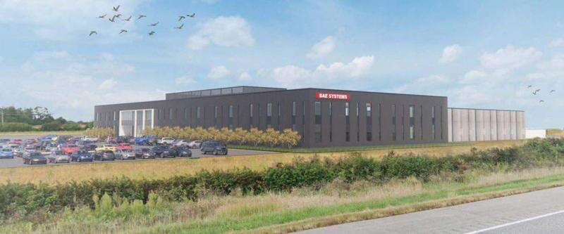 BAE Systems expects to break ground on $139 million Cedar Rapids facility in October