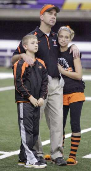 Fathers and sons: Xavier's Schultes, Solon's Millers to battle in 3A football semifinals