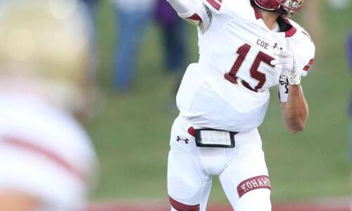 Coe offense continues to click