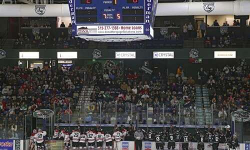 New Cedar Rapids RoughRiders Co-President Doug Miller says club is…