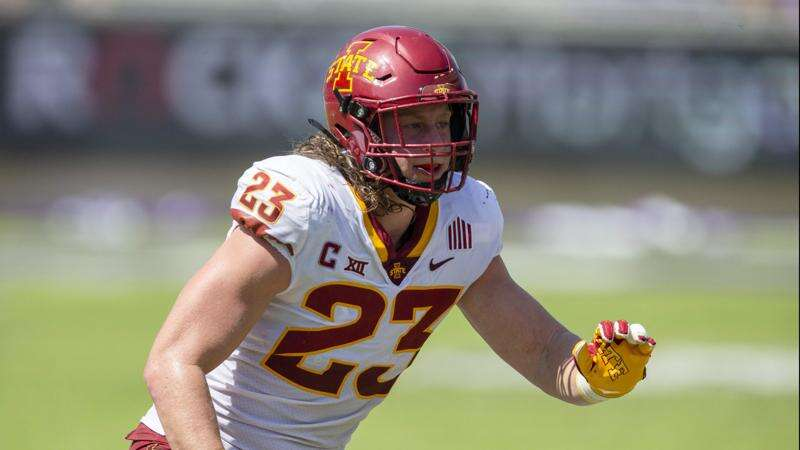 For Iowa State linebacker Mike Rose, the game is slowing down