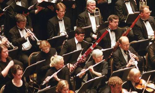 Cedar Rapids Concert Chorale celebrates 60 years during fall concert…