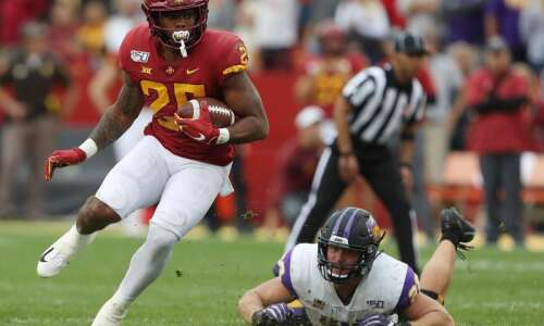 Iowa State running back position still up in the air