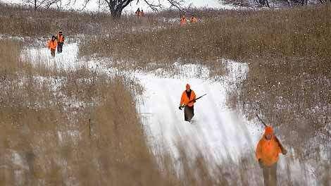 Iowa hunter numbers continue to fall
