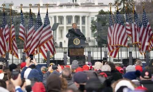 Grassley, Ernst: Trump bears some responsibility, displayed poor leadership