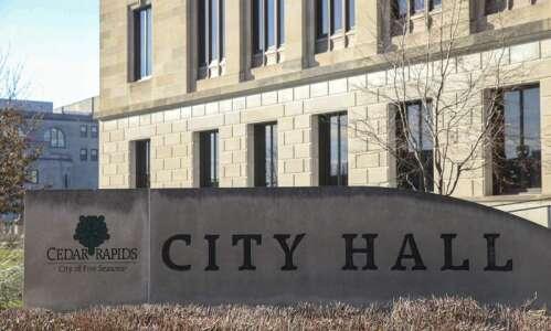 A season for new leadership in Cedar Rapids